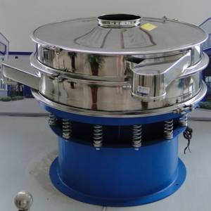 Wholesale vibration sieve sifter screen: Grain Round Vibrating Screen Round Vibro Separator Vibro Sieve