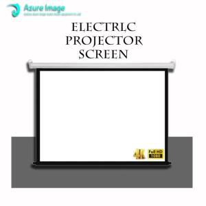 Wholesale commercial lcd panel: Motorized Projector Screen