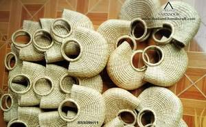 Wholesale handcraft: E-co Friends Naturals Water Hyacinth Hand Bags Handcraft From Thailand