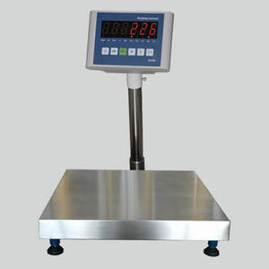 Wholesale heavy duty platform weighing: BSH226 Series Bench Scales for Dry and Dusty Environment