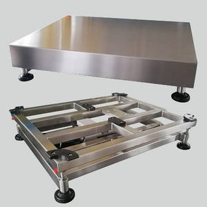 Wholesale Weighing Scales: Bench Scale Stainless Steel Square Tube Platform
