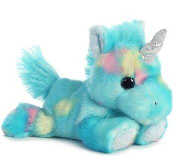 Sell Custom Lovely Lying Posture unicorn soft animal plush toy