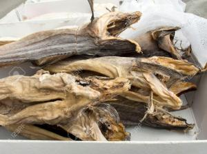 Wholesale stock: Dry Stock Fish Cod / Dried Salted Cod Fish