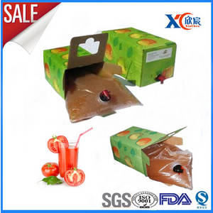 Wholesale bpa free glass water: Wholesale Bag in Box for Beverage Fruit  Juice Jam Packaging Bags