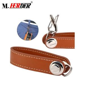 Wholesale key holders: Amazon Hot Sale Compact Leather Car Key Chain Holder Organizer