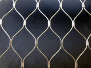 Wholesale wire mesh: High Quality Stainless Steel Wire Rope Mesh