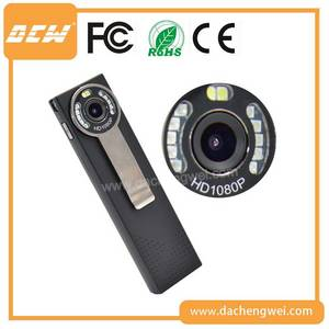 Wholesale digital cameras: Wireless Wifi Hd1080P Police Pen Camera Police Mini Digital Camera