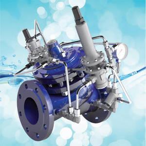 Wholesale automatic pressure control: Surge Anticipator and Pressure Relief Valve (MODEL 133-040) - [Automatic Control Valve]