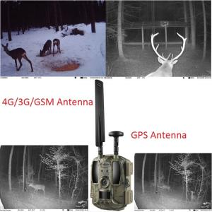 Wholesale iring: 4G LTE Cellular Hunting Trail Camera Game Camera for Yard Security Motion Detection Invisible IR