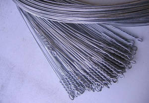 Wholesale Steel Wire: Double Looped Cotton Bale Wire