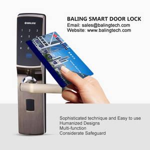 Wholesale digital door lock: Euro Intelligent Keypad Door Lock Electronic Digital Door Lock