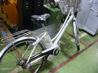 Used Electric Bicycle Form Japan