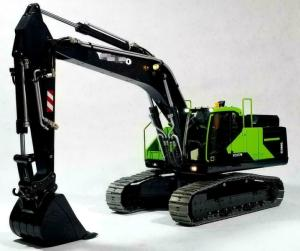 Wholesale rc toys: 1/14 Remote Control Metal Hydraulic Excavator