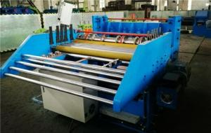 Wholesale heated roller press: 1.5x1250mm Thin Plate Sltting and Cut Length All-in-one Machine