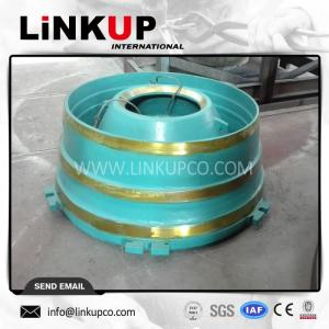 Wholesale alloy crusher: Mantle Concave for Cone Crusher