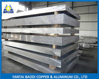 Rolled Aluminium Sheet and Plate 6061 6082 T6 T651 4'*8' for Tooling Mould From China Supplier Facto