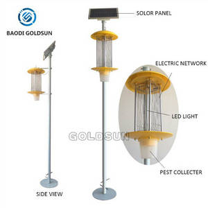 Wholesale brew wine: Easy Maintenance Waterproof Intelligent Solar Insect Killer Manufacturer