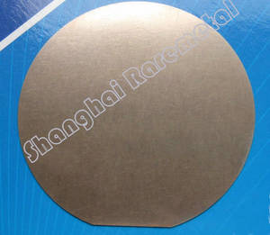 Wholesale led heat sink: Pure Mo Metal Substrate for LED Epitaxial Wafer Heat Sink