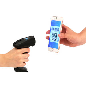 Wholesale qr barcode scanner: The Newest YT-2402 2D Wireless Bluetooth Barcode Scanner/Bar Code Reader Android IOS Handheld Barcod