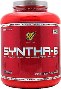 Wholesale sun control film: BSN SYNTHA-6 Chocolate - 5.04 Pound Powder - Protein Shakes