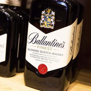 Wholesale high quality whisky: Ballantines 12/100/40