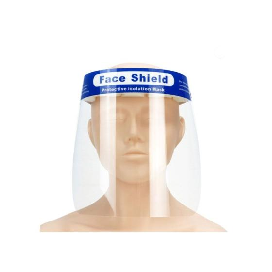 Sell Medical Protective Transparent Plastic Face Shield
