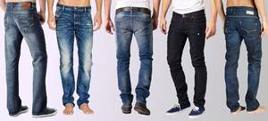 Wholesale women's jeans: Custom Made High Quality Wholesale Men&Women Jeans