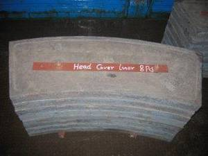 Wholesale Pipe Making Machinery: Cement Mill Gray Iron Casting , High Cr White Iron Castings End Liners