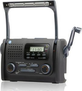 Wholesale dynamo flashlight: BC-600DA(Multifunction DAB Radio)