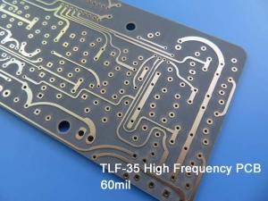 Wholesale 3g personal tracker: High Frequency PCB On 60 Mil RO4350B with Immersion Gold for GPS Trackers