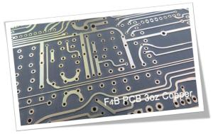 Wholesale training c: 4 Layer Hybrid PCB Made On 8mil 0.203mm RO4003C and FR-4 Combined for Phased Array Antennas