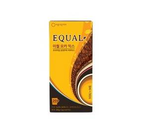 Wholesale coffee mix: Instant Coffee (With Sugar and Creamer) - Equal Moca Mix 20T
