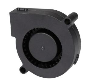 Wholesale small home appliances: DC5V 12V 24V 50x50x15 50mm Quiet Noise Turbo Brushless Micro Blower Cooling Fan 50mm