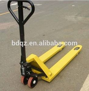 Wholesale hand hydraulic stacker: Hand Pallet Truck Hydraul Jack Lift Pallet Manual Pallet Stacker with Competitive Price