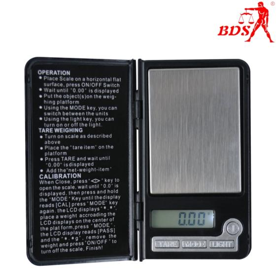 808-Series Pocket Scale,Palm Scale Digital Portable Body Weight Scale Diamond Jewelry Scale