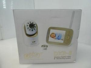 Wholesale Baby Monitors: Infant Optics DXR-8 Video Baby Monitor with Interchangeable Optical Lens