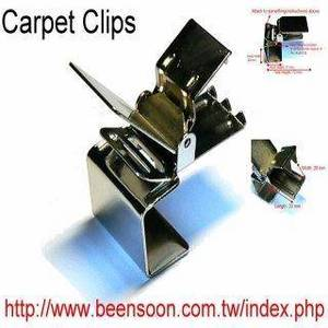 Wholesale power distribution equipment: Rug Clips