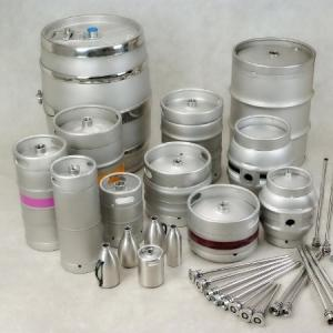 Wholesale Drums, Pails & Barrels: Stainless Steel Beer Keg