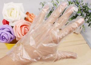 Wholesale cpe glove: PE Disposable Gloves Large Size