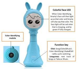 Wholesale usb sound card: Babyuke Early Educational Toy,Buddy Bunny , Baby MP3 Player,Smarty Shake&Tell Rattle L1