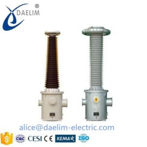 Wholesale capacitance voltage divide: Oil Immersed or SF6 Insulated Current Instrument Transformer