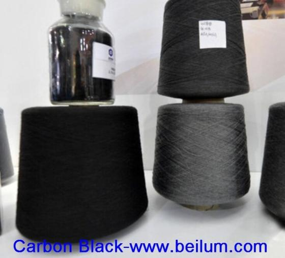 Sell Pigment carbon black for Filament fiber and staple fiber(High purity)