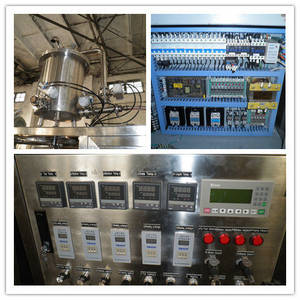 Wholesale soy: Automatic Soy Milk Filling Machinery (BW-2500A)