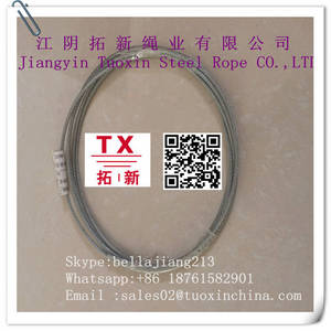 Wholesale jiangsu: Galvanized Ungalvanized Steel Wire Rope Made in Jiangsu