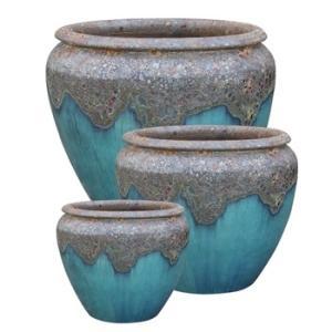 Wholesale Flower Pots & Planters: Garden Pots Planters Pottery Clay Outdoor Ceramic Glazed Wholesale Large Plant Flower Indoor