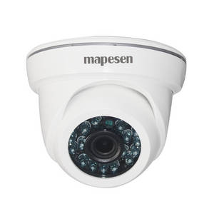 Wholesale dome camera: Mapesen 1080P 2.0MP IP Plastic Dome Camera