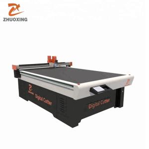 Wholesale Home Product Making Machinery: Package Use Felt Cutting Machine Oscillating Cutting Machine CNC