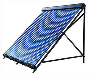 Wholesale Solar Collectors: Heat Pipe Solar Collector EN12975, SRCC Approved