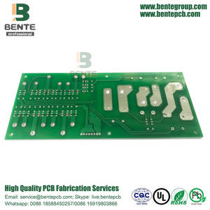 Wholesale 3oz: Sample HASL LF Quickturn PCB From Shenzhen