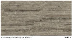 Wholesale wood floors: Wood Grain Porcelanato Polished Floor Tile Chinese Supplier